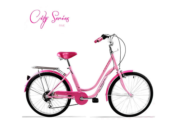City Series Pink