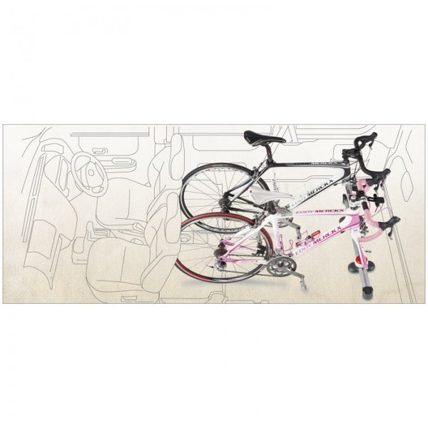 Minoura VERGO-TF3 Interior Car Rack for Bicycles