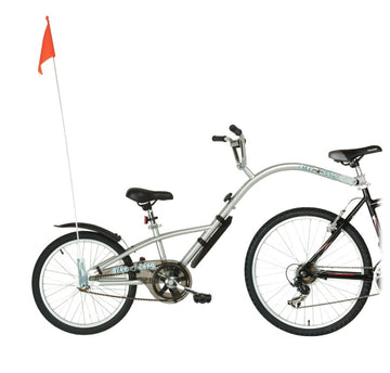 Cycle Force Bike-A-Long Silver
