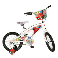 Street Flyers Spiderman W 16 Kids Bicycle
