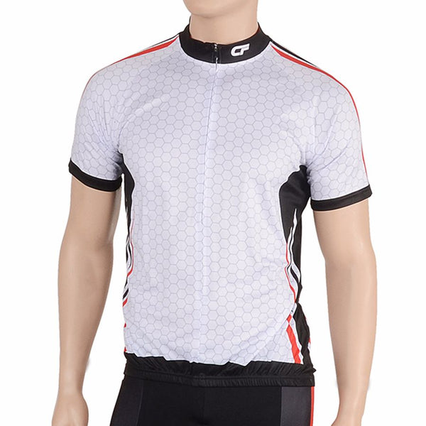 Cycle Force Triumph Mens Red Cycling Jersey