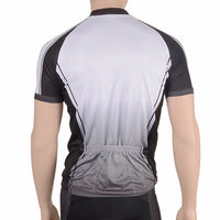 Cycle Force Triumph Mens Black Cycling Jersey