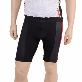 Cycle Force Triumph Mens Orange Cycling Shorts