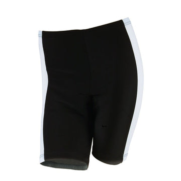 M-Wave Black/White Womens Bicycle Shorts