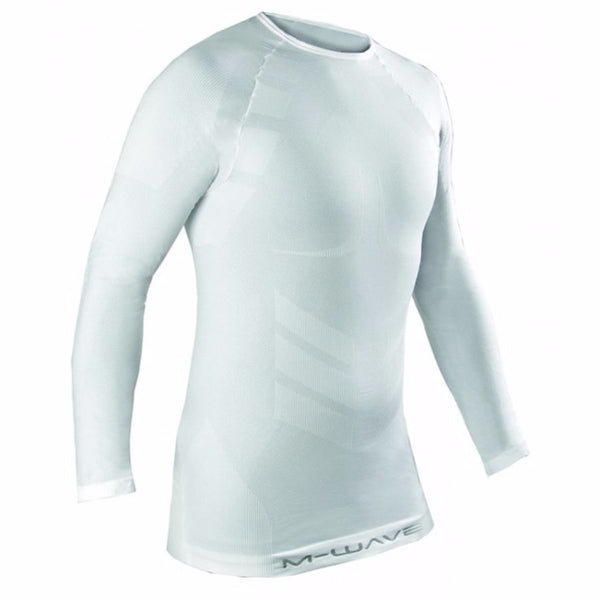 M-Wave Epic LS White Long-sleeved Shirt