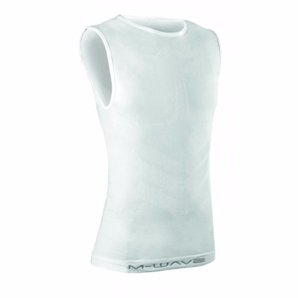 M-Wave Epic TT White Tank Top