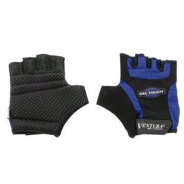 Ventura Blue Gel Touch Glove