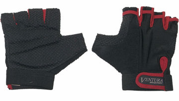 Ventura Red Touch Glove