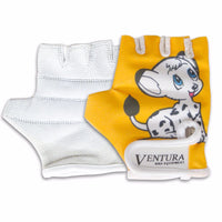 Ventura Bicycle Glove (Orange)