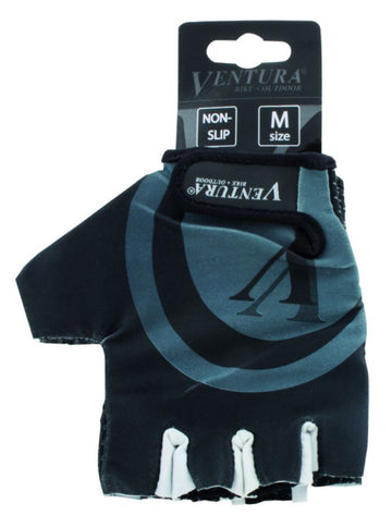 Ventura Grey Touch Glove in Size S/M