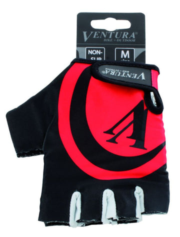 Ventura Red Touch Glove in Size S/M