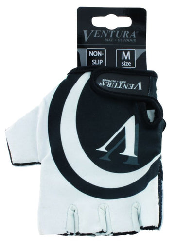 Ventura White Touch Glove in Size S/M