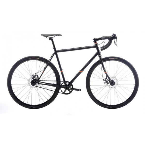 Bombtrack Arise 700C Cyclocross Bicycle Matte Black