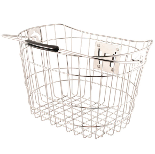 QR Stainless Steel Wire Basket