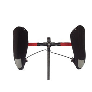 Bar Mitts Road Bike - Bar End Shifters