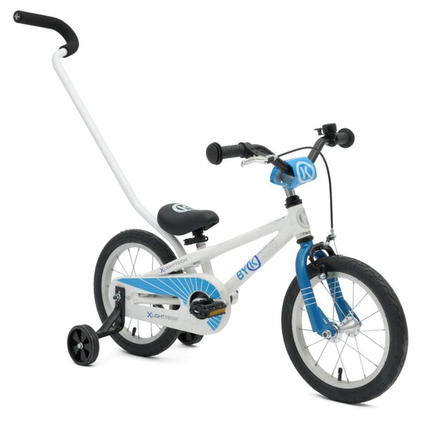 ByK E-250 Blue 14 inch Kids Bicycle