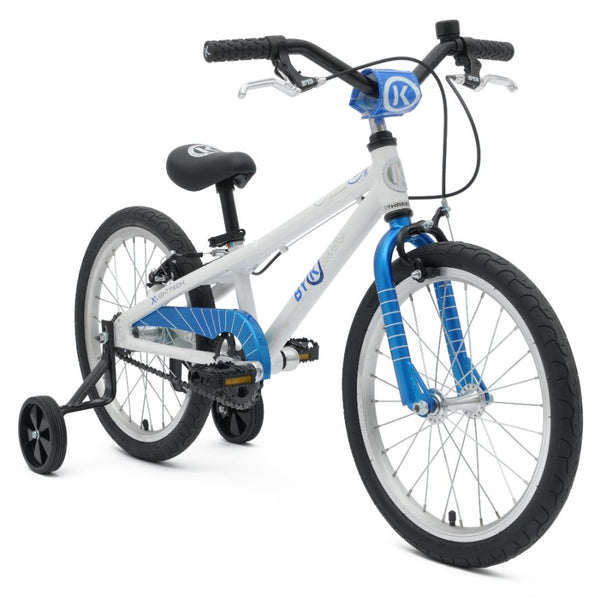 ByK E-350 Blue 18 inch Kids Bicycle