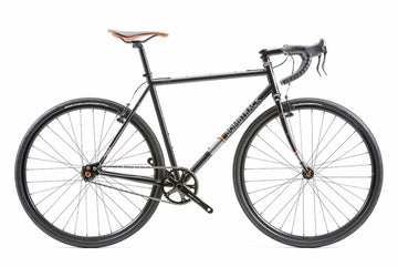 Bombtrack Arise 700C Cyclocross Bicycle Metallic Black
