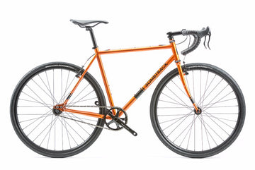 Bombtrack Arise 700C Cyclocross Bicycle Metallic Orange