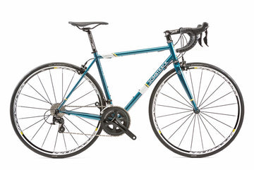 Bombtrack Tempest 700C Racing Road Bicycle Metallic Turquoise