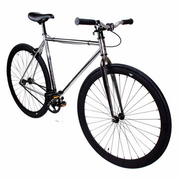 Zycle Fix Fixed Gear Bike Diamond Fixie