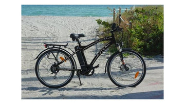 Aviva Electra Electric Bicycle Electric Beach Cruiser All Purpose Bike