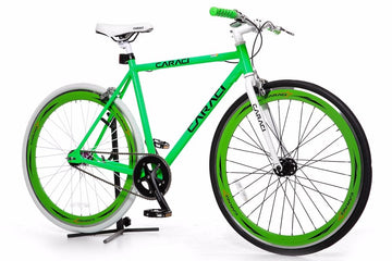 Caraci Fixed Gear Fixies F1.0 Green