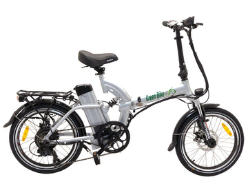 Green Bike USA GB500 Electric Folding Bike