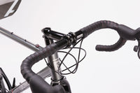 Bombtrack Hook 1 700C Cyclocross Racing Road Bicycle Mettalic Grey