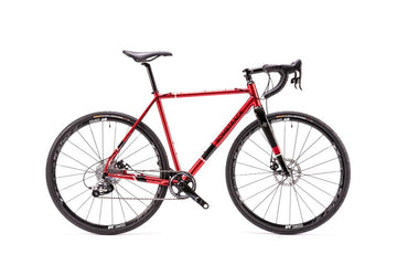 Bombtrack Hook 2 700C Cyclocross Bicycle Metallic Red
