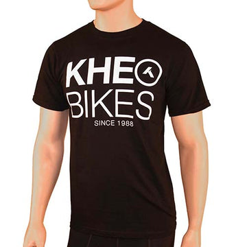 KHE 1988 Black Tee Shirt Large