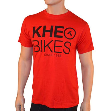KHE 1988 Red Tee Shirt Large