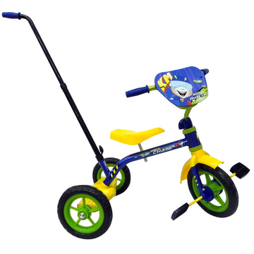 Kid Meteor | Space Chase 10 Tricycle