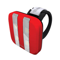 Blinder 4 Stripe W-Lt Red