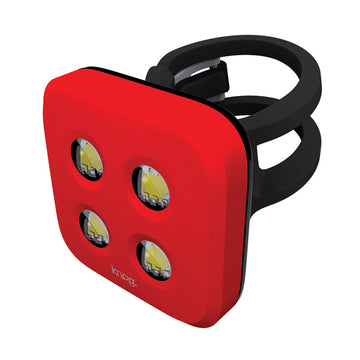 Blinder 4 Dots R-Lt Red