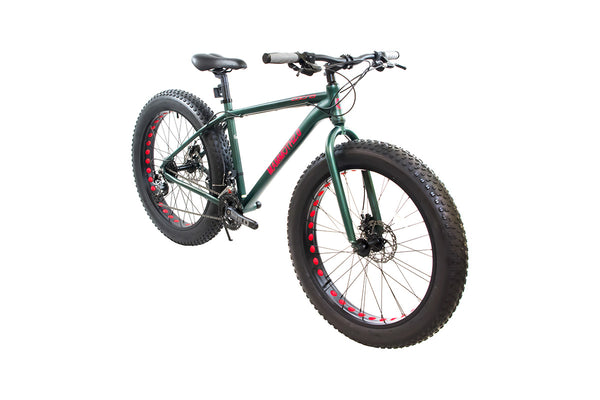 Alton MAMMOTH 2.0 Fat Tire Bike - Army Green