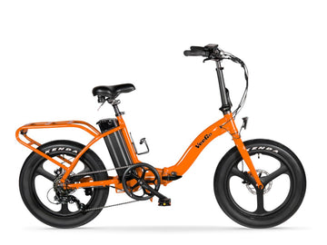 VeeGo Semi-Fat Electric Bike
