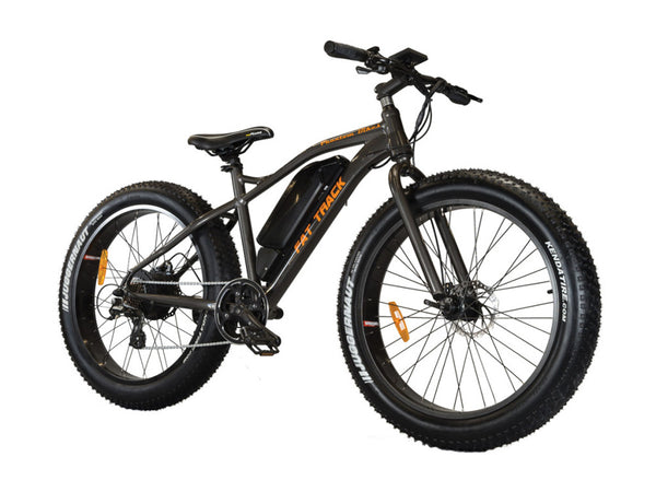 Phantom Bikes Fat Track Electric Fat Tire Bike