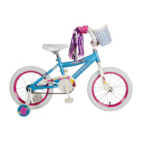 Piranha Little Lady Teal 16 Kids Bicycle