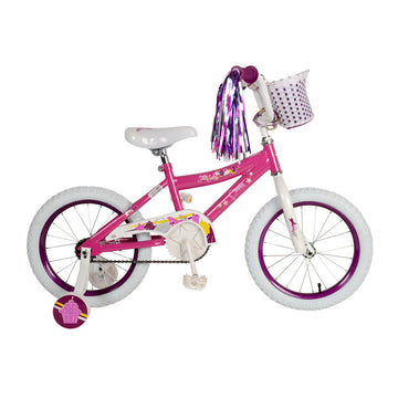 Piranha Little Lady Pink 16 Kids Bicycle