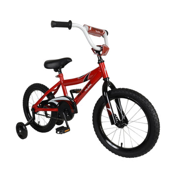 Piranha Tailspin Red 16 Kids Bicycle