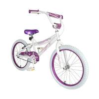 Piranha Young Lady White 20 Kids Bicycle