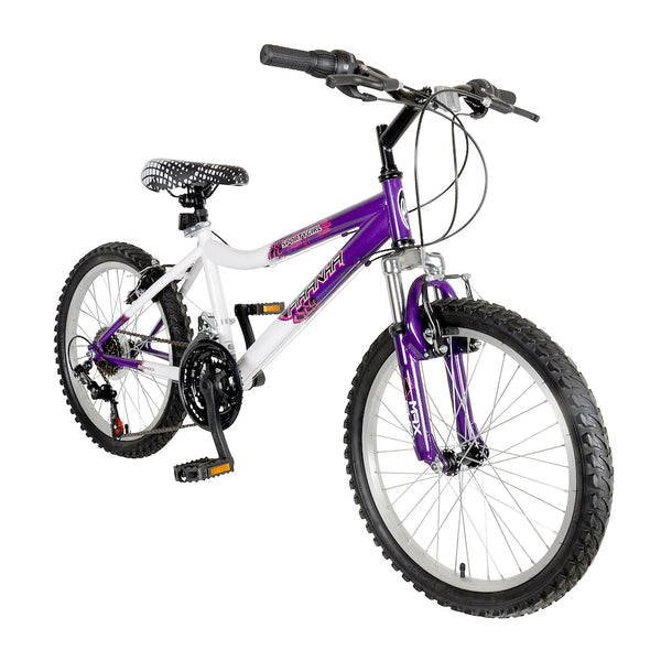 Piranha Sporty Girl 21 Speed 20 Kids Bicycle