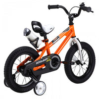 RoyalBaby Freestyle Orange 16 inch Kids Bicycle