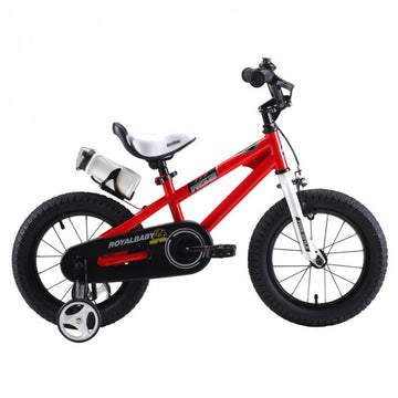RoyalBaby Freestyle Red 16 inch Kids Bicycle