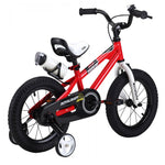 RoyalBaby Freestyle Red 12 inch Kids Bicycle