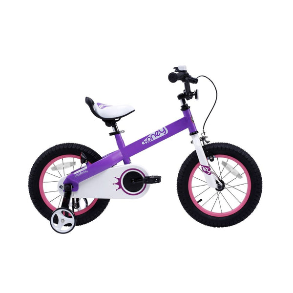 Royalbaby Honey 12 inch Lilac Kids Bike