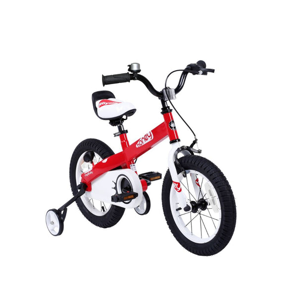 Royalbaby Honey 12 inch Red Kids Bike