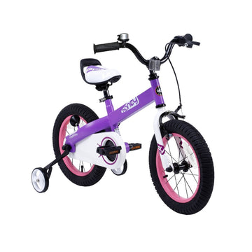 Royalbaby Honey 16 inch Lilac Kids Bike