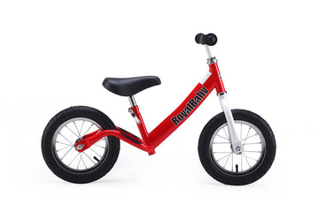 RoyalBaby Jammer 12 inch Red Balance/Running Bike